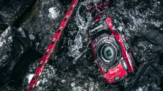 Olympus zeigt Outdoorkamera Tough TG-5