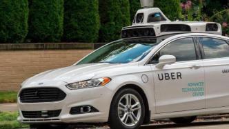Selbstfahrender Uber-Wagen