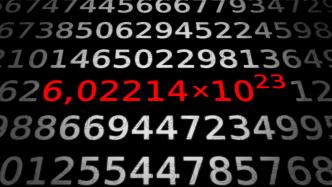 Zahlen, bitte! Avogadro