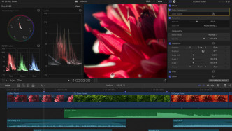 Bugfix-Updates für iMovie und Final Cut Pro