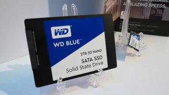 WD-Blue-SSD mit neuem Speicher