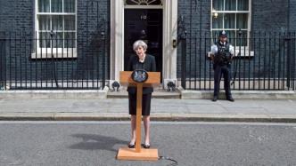 """Theresa May: Der """"Cyber Space"""" müsse zur Terrorabwehr reguliert werden"""