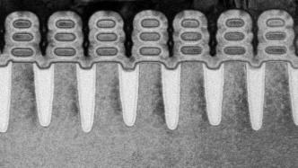 Nanosheet-Transistoren (GAA-FETs) aus Silizium
