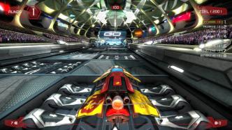 Wipeout Omega angespielt: Feuerwerk mit Tunnelblick