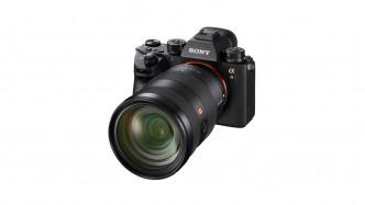 Firmware-Updates für Sonys Alpha-Kameras