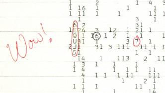Neue Theorie zum Wow!-Signal