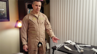 Space Poop Challenge: Gewinner-Konstruktion für die Notdurft im Weltall