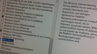 Kein Patch für Lücke in WINS auf Windows Server