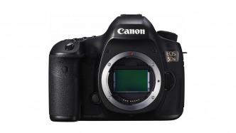 Firmware-Updates für Canon 5DS und 5DS R