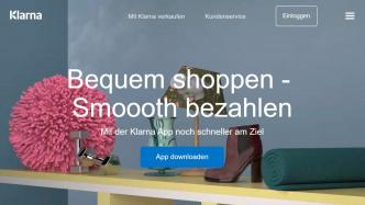 Fintech-Firma Klarna erhält Bankzulassung