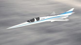 76 Bestellungen für Überschall-Passagierflugzeug Boom