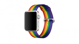 """Pride Edition""-Armband für Apple Watch: Apple spendet an LGBTQ-Gruppen"