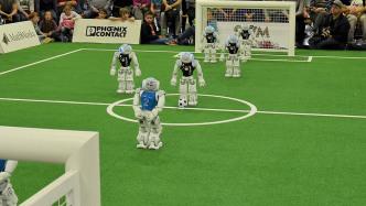 Meisterschaft der Maschinen: RoboCup