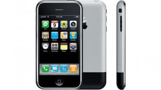 Original-iPhone von 2007.