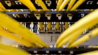 Gelbe Kabel