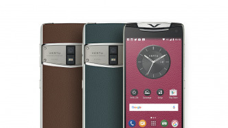 Luxus-Smartphones: Vertu in Schwierigkeiten