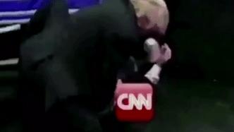 Trumps Prügel für CNN – Präsident eskaliert Attacken gegen Medien
