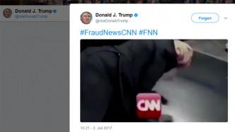 Prügel-GIF als Trump-Propaganda: Macher entschuldigt sich, der Präsident nicht