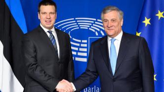 EU: Estnische Präsidentschaft verspricht Vollendung des digitalen Binnenmarktes