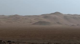 Überraschend lebensfeindlich: Mars hat eine Art antibakterielle Beschichtung