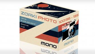 Zorki Photo kündigt ISO-100-Schwarzweißfilm Mono an