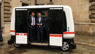 Hamburg setzt verstärkt auf Elektromobilität und vernetzten Verkehr
