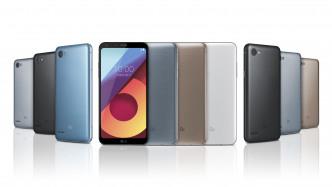 LG Q6: Mittelklasse-Smartphone bekommt 18:9-Display