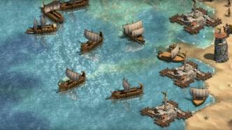 Age of Empires 1 mit 4K-Grafik: Definitive Edition noch 2017 mit überarbeiteter Kampagne