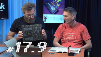c't uplink 17.9: Frühgeburt Intel Core X, Microsoft Surface Laptop und Docker
