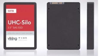 SSD mit 50 TByte Kapazität: Viking kündigt die UHC-Silo an