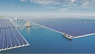 China: Das größte schwimmende Solarkraftwerk der Welt gebaut