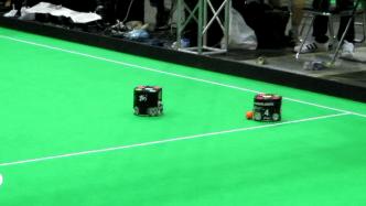 RoboCup-Weltmeisterschaft: Jubelnde Softwareagenten und ein deutsches Finale