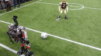 RoboCup-Weltmeisterschaft: Furchtsame Roboter können Menschen retten