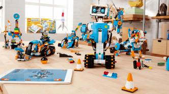 Lego Boost jetzt erhältlich