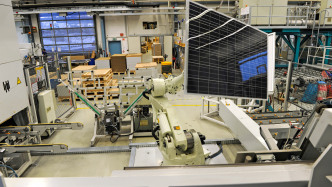Unsichere Zukunft: Solarmodul-Fertigung bei Solarworld