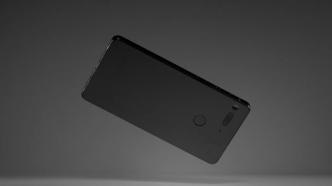 Rückseite des Essential Phone