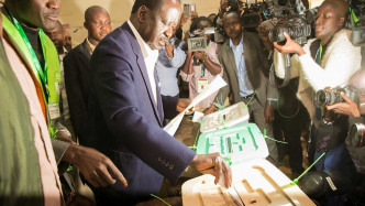 Kenia: Erfolgloser Hackerangriff auf Wahl-Datenbank