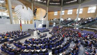 Deutscher Bundestag 2014