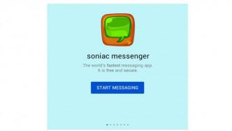 Messenger-App soniac