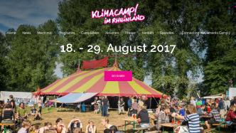 Kohleabbau im Rheinland: Klimacamp ist gestartet – Auftakt für großangelegten Protest
