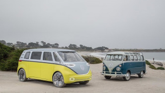VW will den Elektro-Bulli I.D. Buzz in Serie bauen