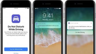 Autounfälle wegen iPhone-Nutzung: Apple erklärt sich für unschuldig