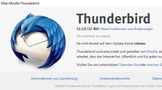 Sicherheitsupdate: Angreifer könnten Thunderbird lahmlegen