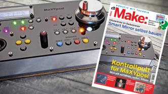 Make: Ausgabe 4/17 jetzt erhältlich