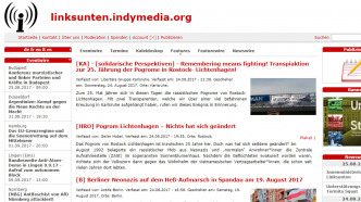 linksunten.indymedia: Innenministerium verbietet linksextremistische Internetplattform