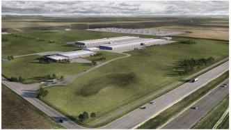 Apple baut Riesen-Rechenzentrum in der US-Provinz