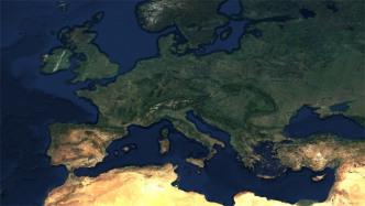 ESA-Satelliten liefern Daten für Satellitenkarte der Welt ohne Wolken