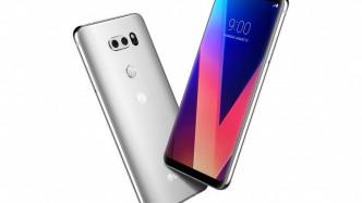 LG V30: Neues Top-Smartphone mit OLED-Display vorgestellt