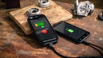 Cat S41: Outdoor-Smartphone mit Riesen-Akku