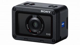 Sony RX0: Winzige und robuste Kamera mit 1-Zoll-Sensor für 850 Euro